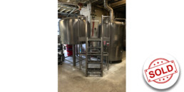 Metalcraft Brewhouse - Sold