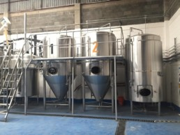 Brew High - Brewhouse 2