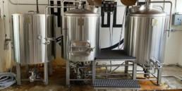 Bridgetown 3.5 Barrel Brewhouse