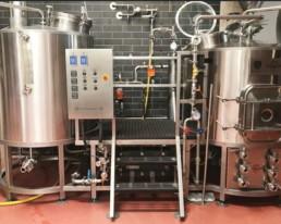 PKW 5 Barrel Brewhouse
